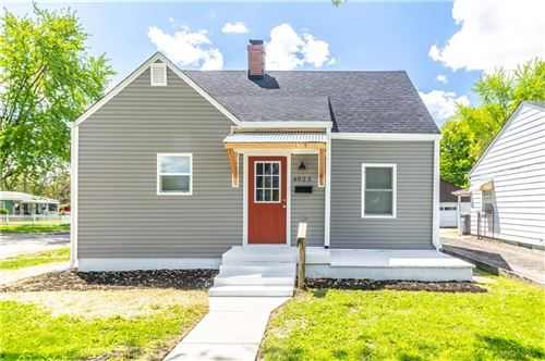 Photo of 4825 East 21st Street, Indianapolis, IN 46218 (MLS # 21784291)