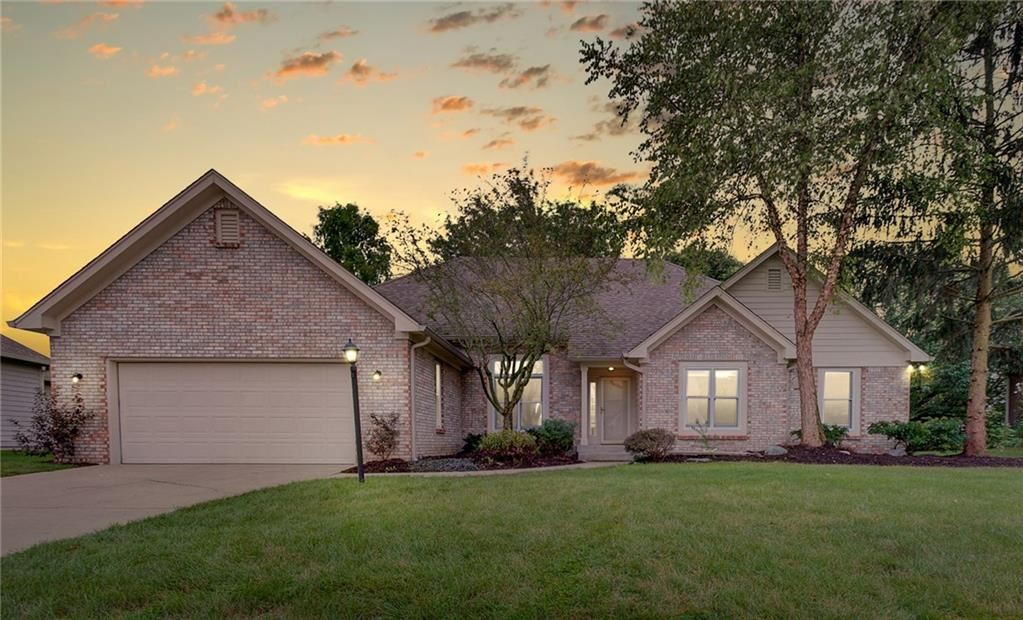 9935 NORTHWIND Drive, Indianapolis, IN 46256 - #: 21664291