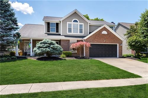 Photo of 10878 Parrot Court, Fishers, IN 46037 (MLS # 21722292)