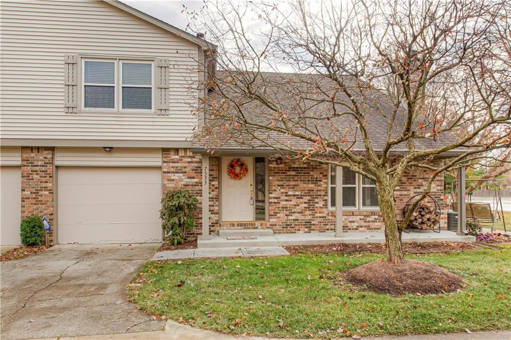 7533 CASTLETON FARMS W Drive #119, Indianapolis, IN 46256 - #: 21682292
