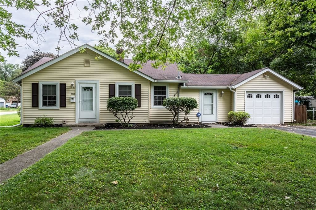 6615 Hillside Ave, Indianapolis, IN 46220 - #: 21729292
