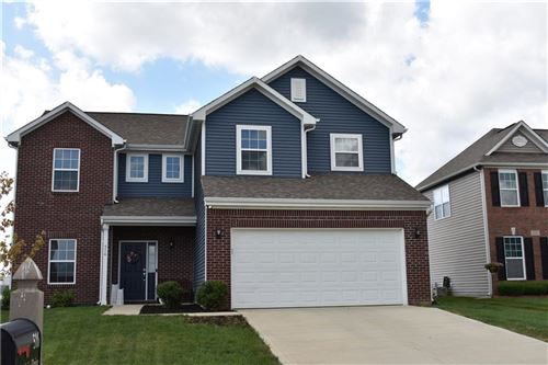 Photo of 516 Genisis Drive, Whiteland, IN 46184 (MLS # 21724293)