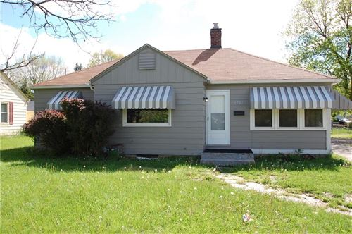 Photo of 1701 North Emerson Avenue, Indianapolis, IN 46218 (MLS # 21782293)