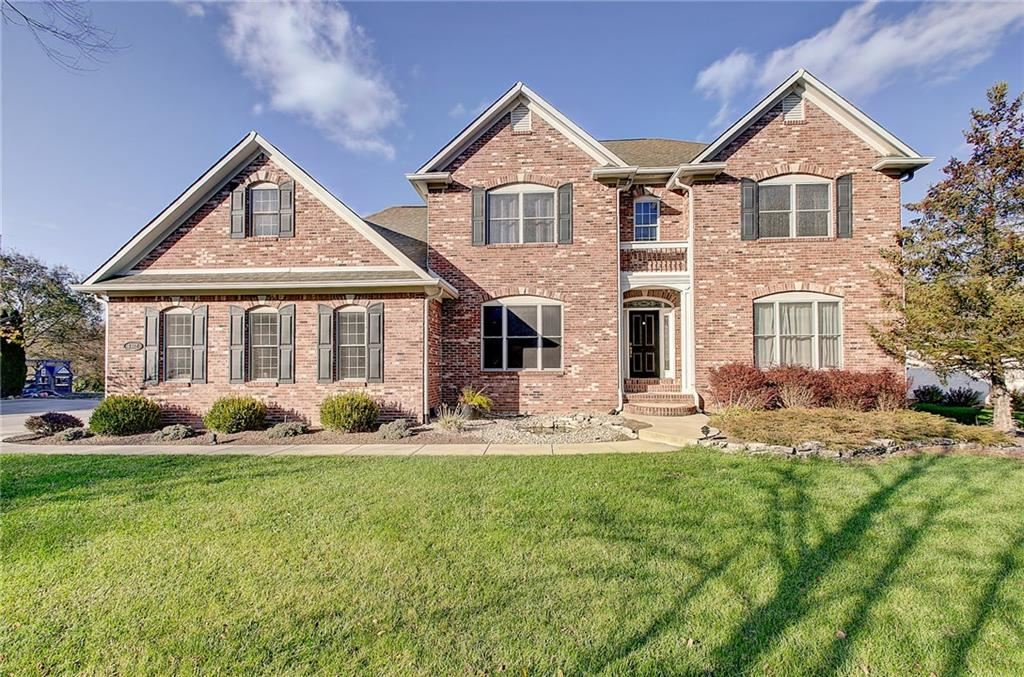 4382 Olive Branch Road, Greenwood, IN 46143 - #: 21680293