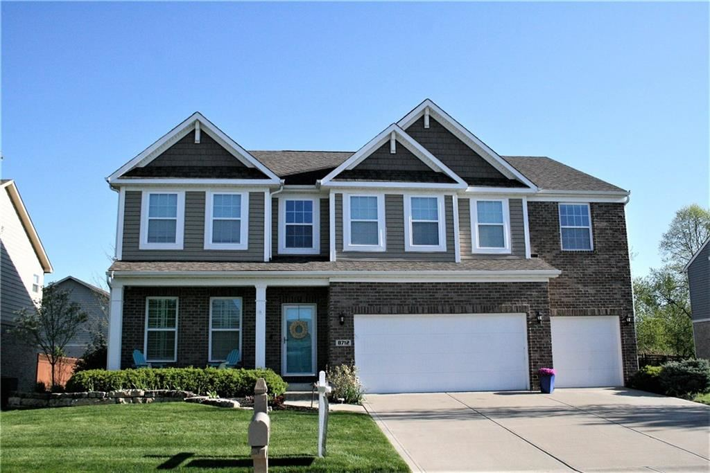 8712 New Heritage Drive, Indianapolis, IN 46239 - #: 21698293