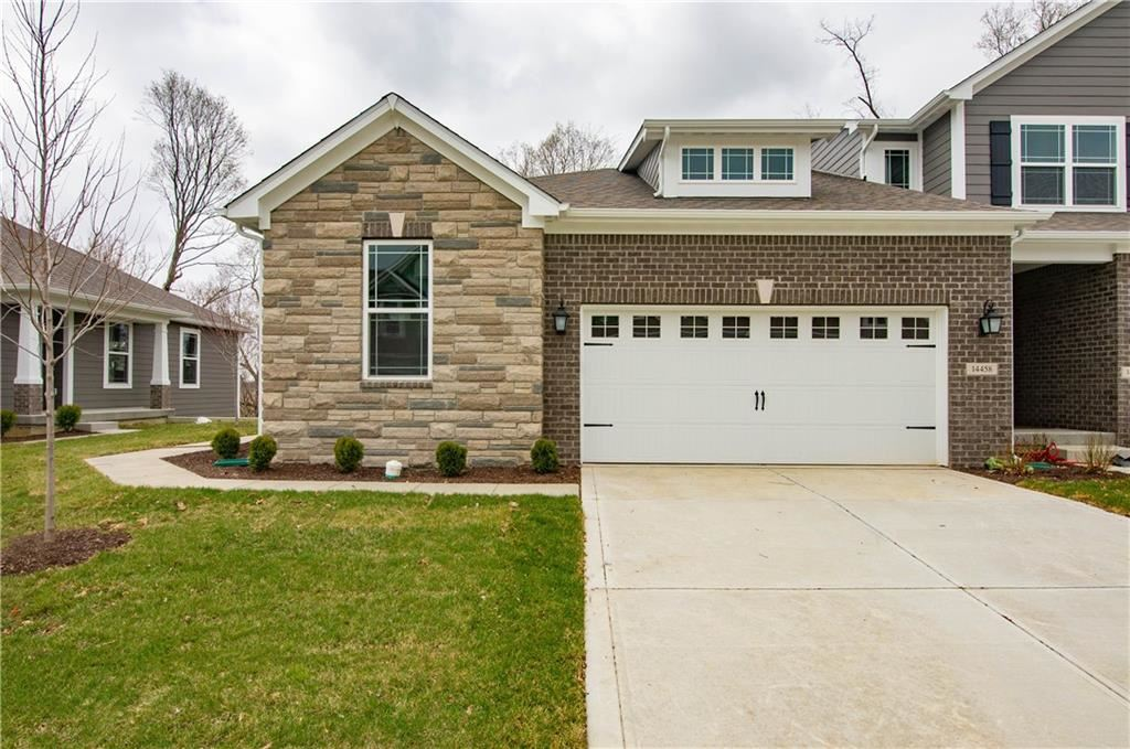 14458 Treasure Creek Lane, Fishers, IN 46038 - #: 21756293