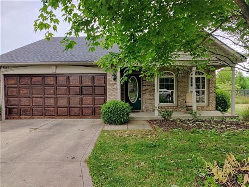 Photo of 6682 WIMBLEDON Drive, Zionsville, IN 46077 (MLS # 21789294)