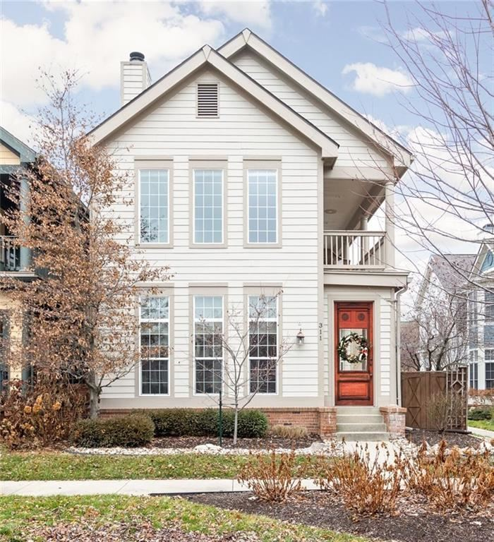 311 West Walnut Street, Indianapolis, IN 46202 - #: 21678294