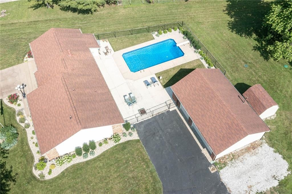 200 Park Forest South Drive, Franklin, IN 46131 - MLS#: 21791294