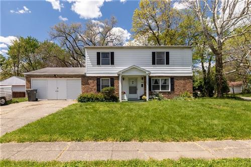 Photo of 3666 North Kline Drive, Indianapolis, IN 46226 (MLS # 21785295)