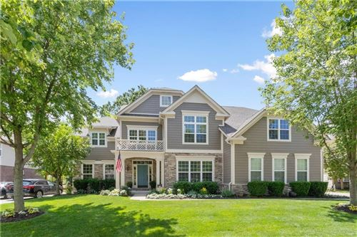Photo of 5665 Kenyon Trail, Noblesville, IN 46062 (MLS # 21721296)