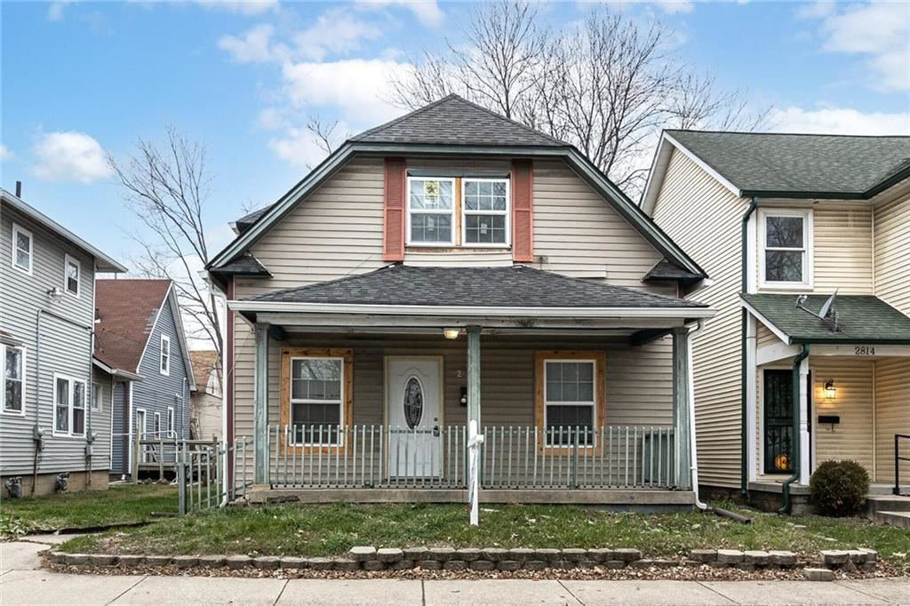 2810 North Highland Place, Indianapolis, IN 46208 - #: 21758296