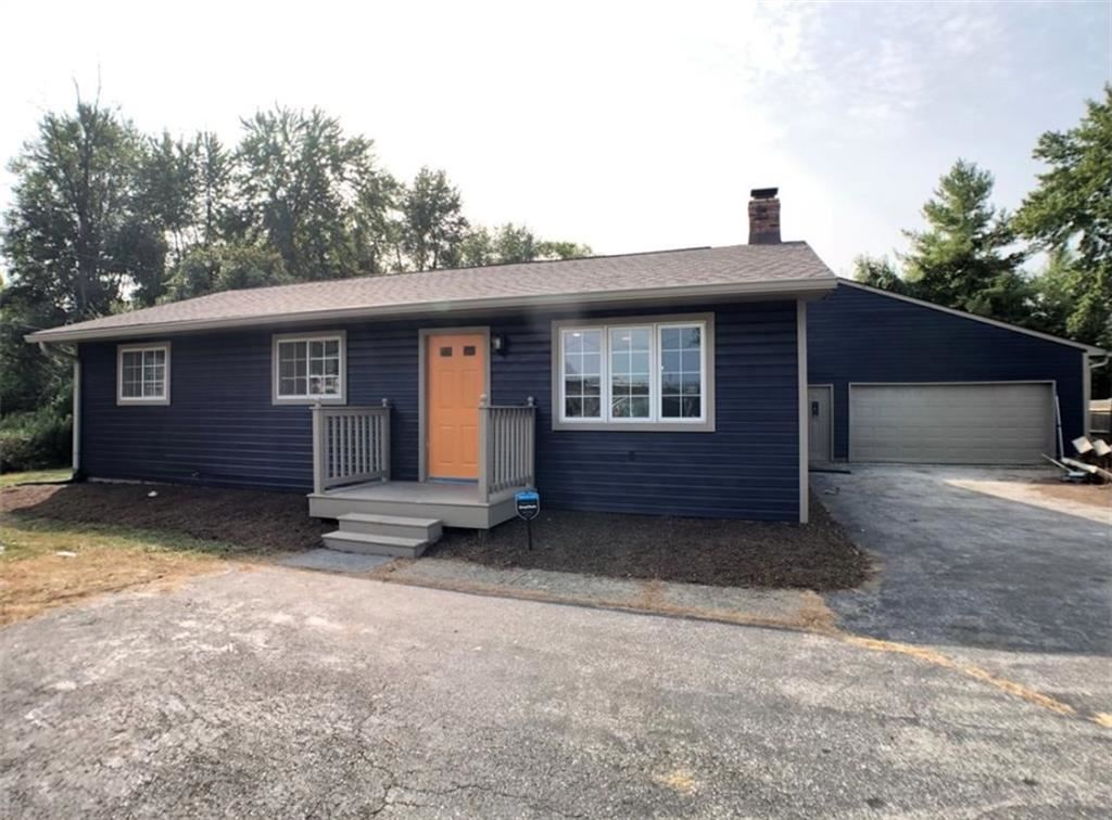3801 West Smith Valley Road, Greenwood, IN 46142 - #: 21743298