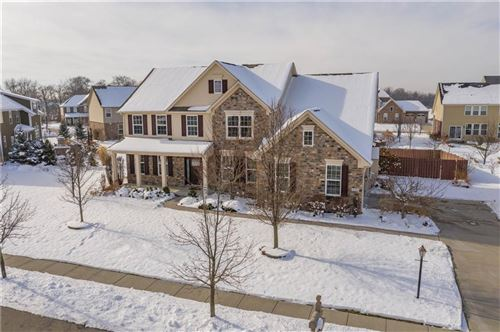Photo of 9786 Stable Stone Terrace, Fishers, IN 46040 (MLS # 21682299)