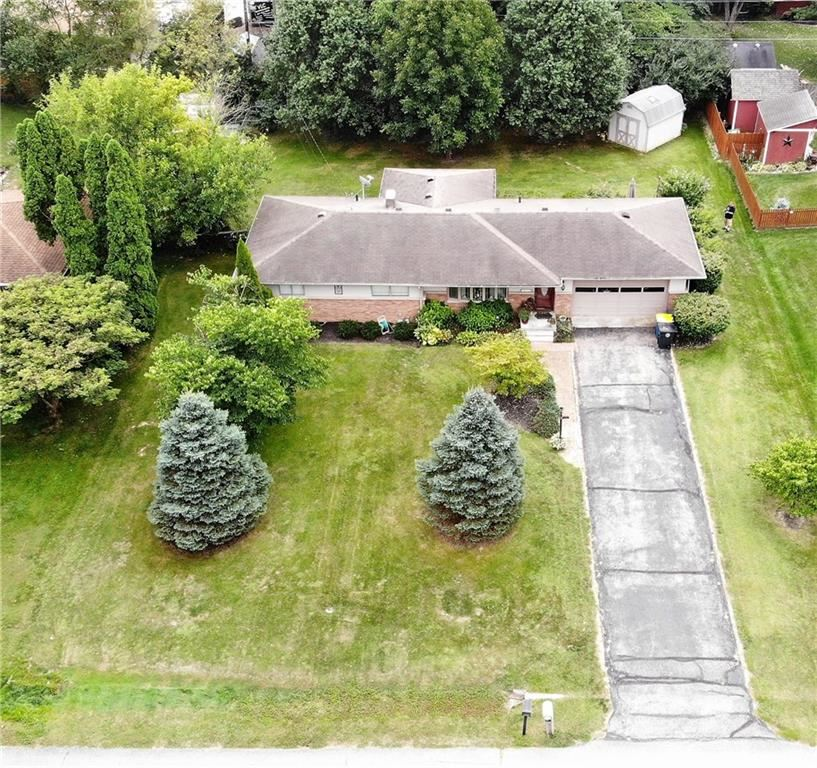 12115 Old Orchard Drive, Indianapolis, IN 46236 - #: 21737299