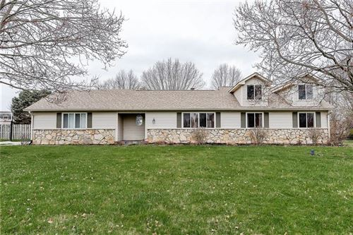 Photo of 7722 Long Branch Drive, Indianapolis, IN 46259 (MLS # 21702301)