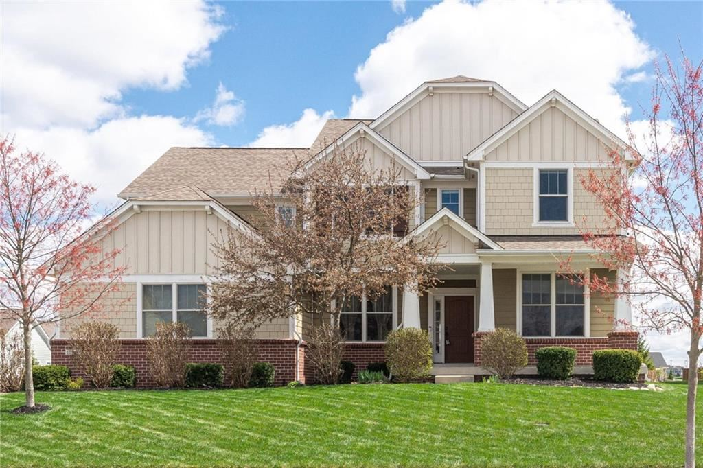 10249 NORMANDY Way, Fishers, IN 46040 - #: 21704301