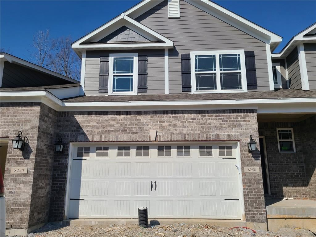 8258 Glacier Ridge Drive, Fishers, IN 46038 - #: 21756301