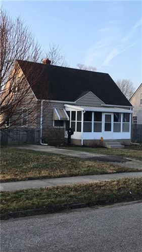 Photo of 319 West 43rd Street, Indianapolis, IN 46208 (MLS # 21691302)