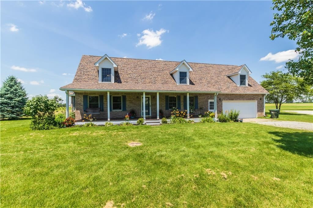 410 Firemans Trail, Wilkinson, IN 46186 - #: 21651302