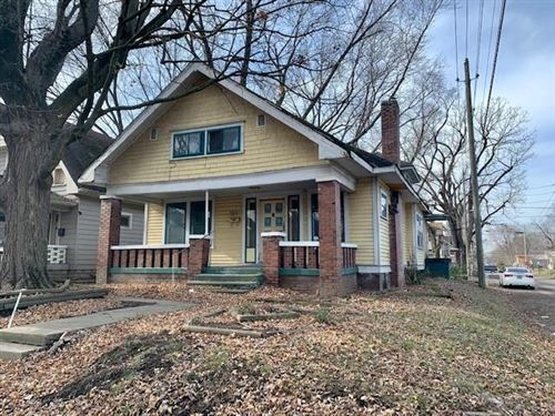 Photo of 1240 North Oxford Street, Indianapolis, IN 46201 (MLS # 21760303)