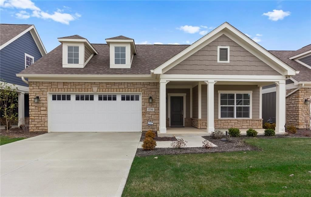 1706 Cypress Drive, Zionsville, IN 46077 - #: 21756304