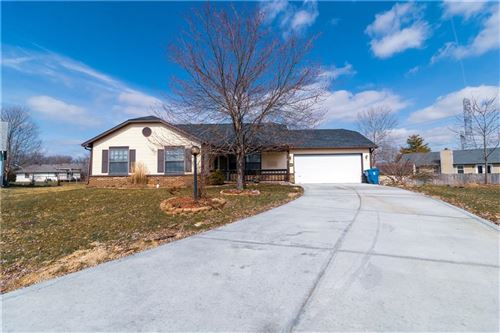 Photo of 11120 East CHERRY LAKE Court, Indianapolis, IN 46235 (MLS # 21703306)