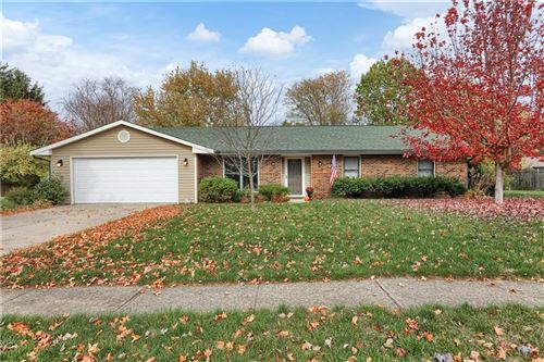 Photo of 7700 Ensley Court, Fishers, IN 46038 (MLS # 21689308)