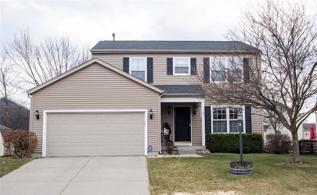 Photo of 8863 Tanner Drive, Fishers, IN 46038 (MLS # 21690308)