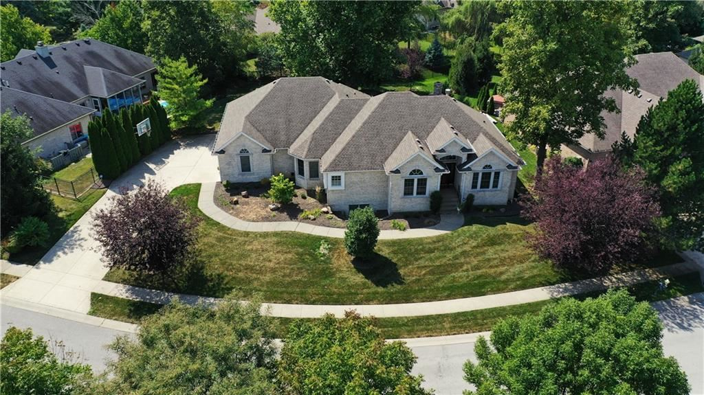 4491 Hickory Grove Boulevard, Greenwood, IN 46143 - #: 21759308
