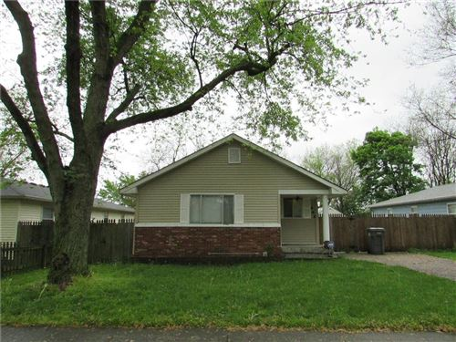 Photo of 435 West Gimber Court, Indianapolis, IN 46225 (MLS # 21783309)