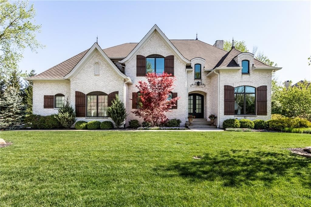 218 Willowrun Way, Indianapolis, IN 46260 - #: 21709309