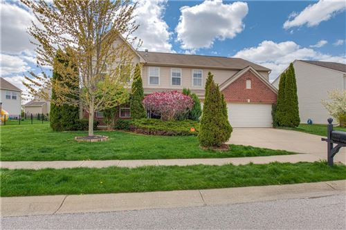 Photo of 10605 Dunes Court, Indianapolis, IN 46239 (MLS # 21778310)