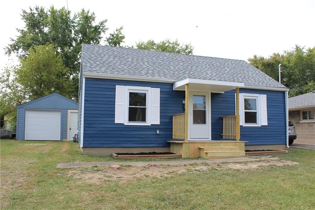 2413 East 5th Street, Anderson, IN 46012 - #: 21742310