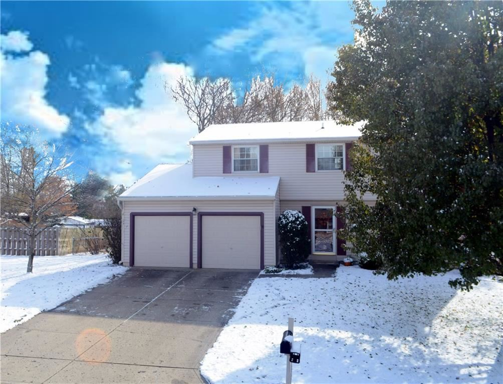 6732 Breeds Hill Drive, Indianapolis, IN 46237 - #: 21681311