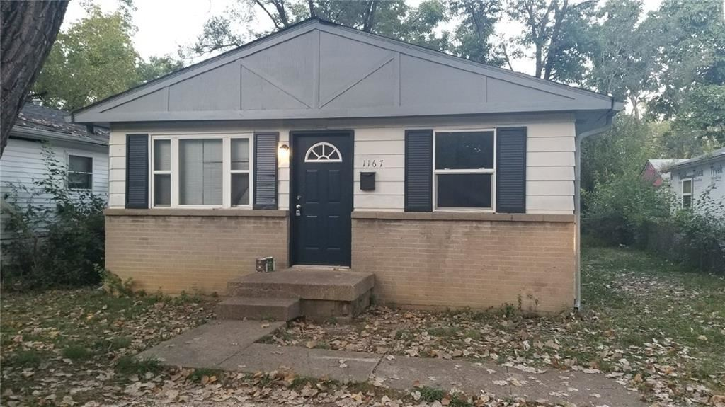 1167 South Ewing Street, Indianapolis, IN 46203 - #: 21754311