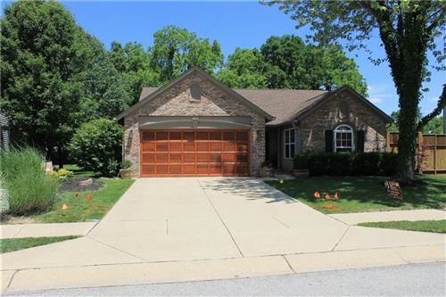 Photo of 10718 Ashview Drive, Fishers, IN 46038 (MLS # 21693312)