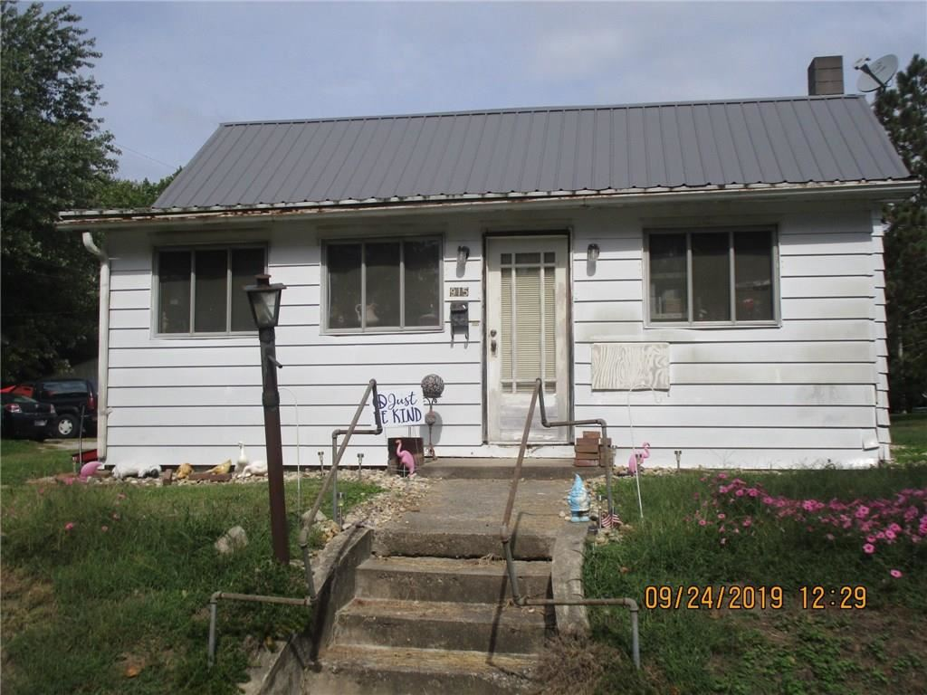 915 Crockett Street, Covington, IN 47932 - #: 21671312