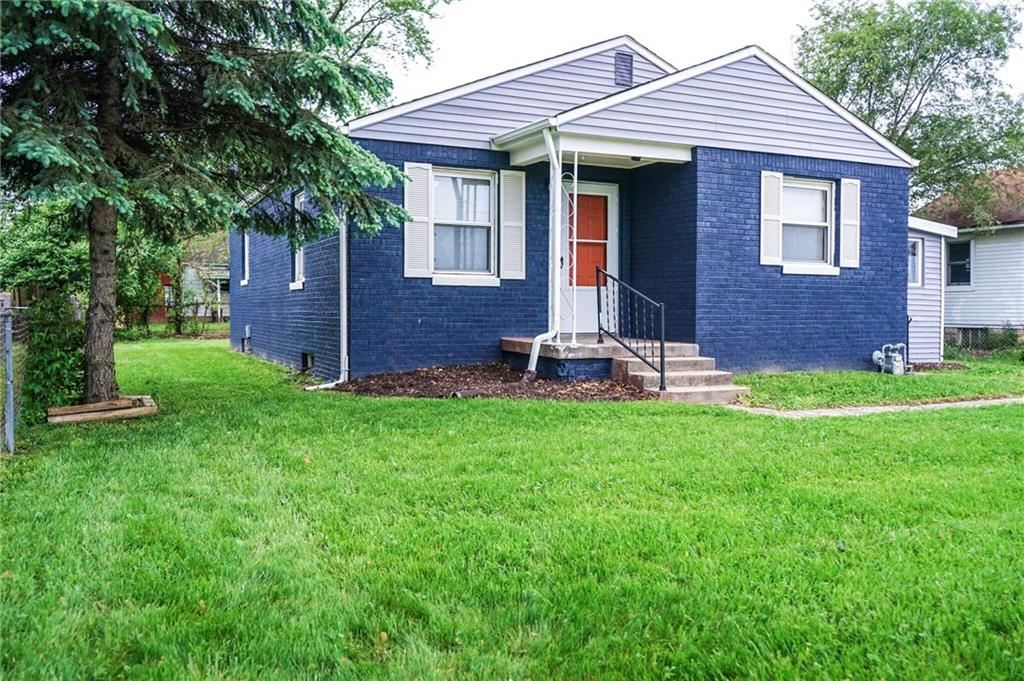 708 South Irvington Avenue, Indianapolis, IN 46219 - #: 21712312