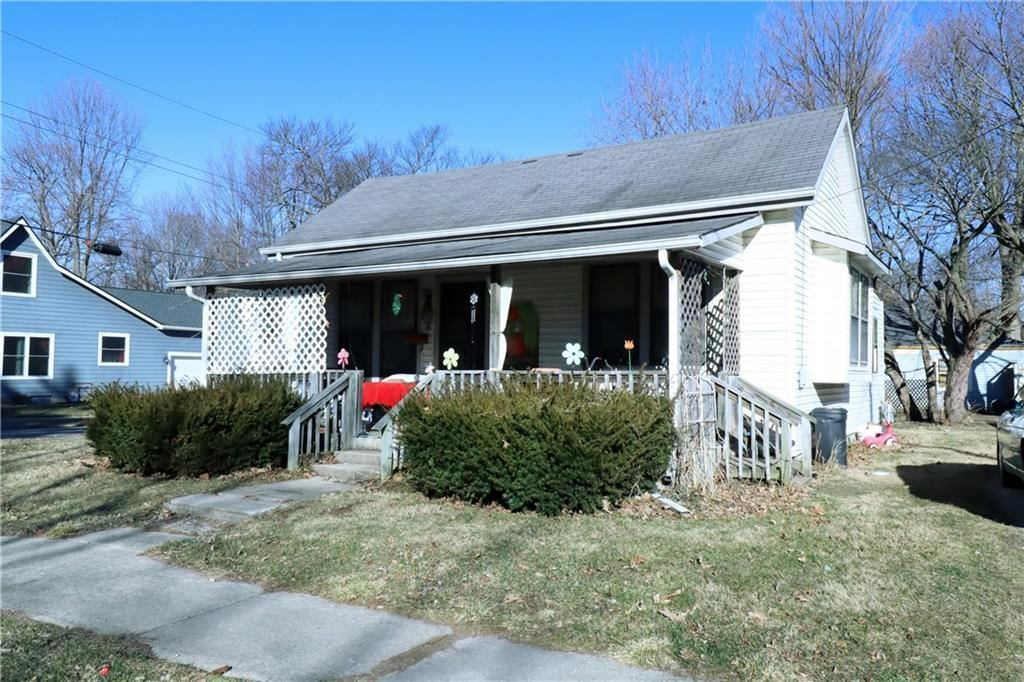 221 North Noble Street, Greenfield, IN 46140 - #: 21769312