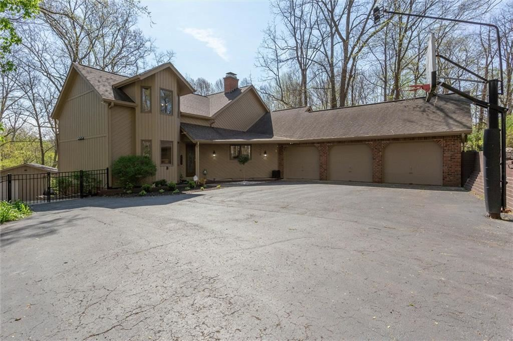 8825 SARGENT Road, Indianapolis, IN 46256 - #: 21752314