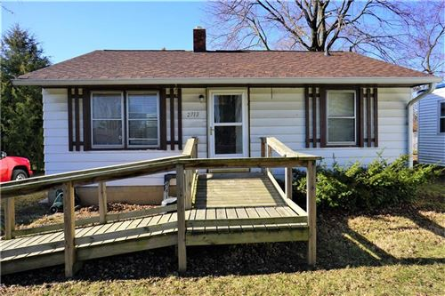 Photo of 2712 South Berwick Avenue, Indianapolis, IN 46241 (MLS # 21685315)