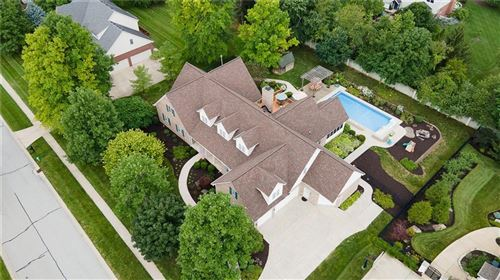 Photo of 10148 Hickory Ridge Drive, Zionsville, IN 46077 (MLS # 21795315)