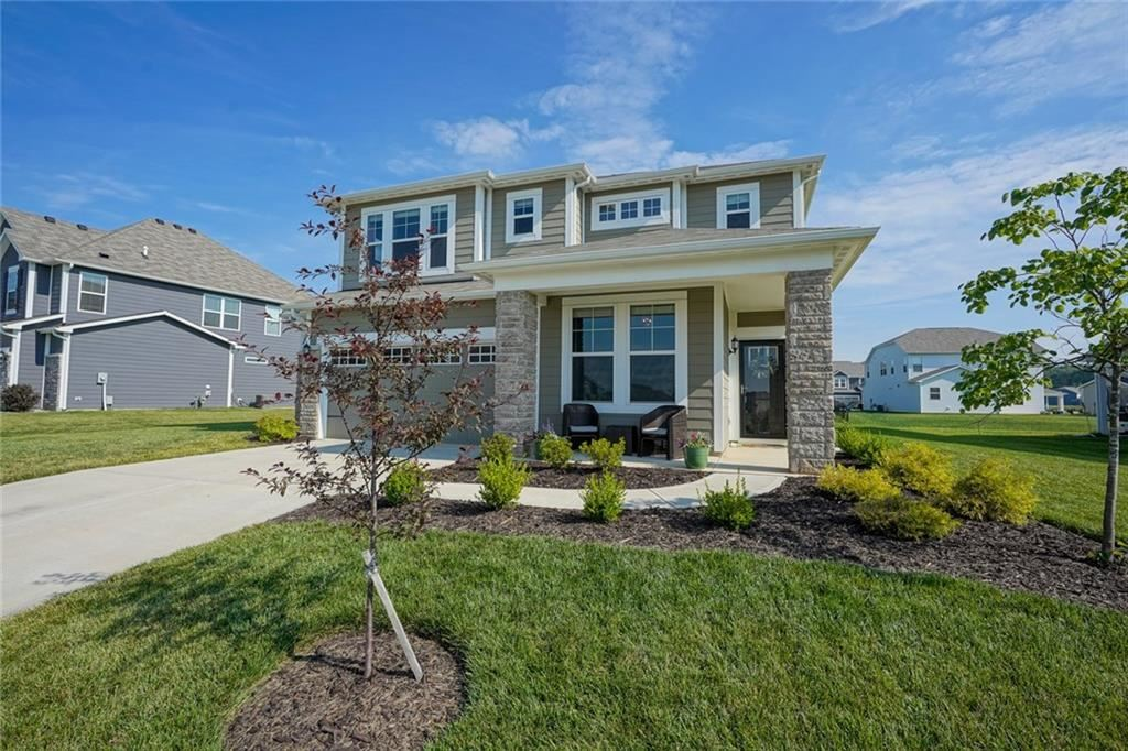 15414 Forest Glade Drive, Fishers, IN 46037 - #: 21722315