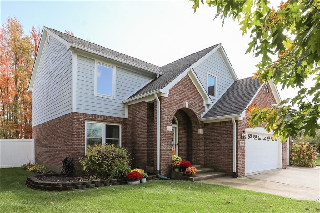 1990 Red Oak Drive, Franklin, IN 46131 - #: 21748315