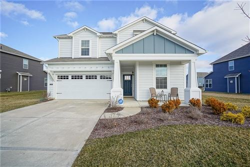 Photo of 15398 Forest Glade Drive, Fishers, IN 46037 (MLS # 21761316)