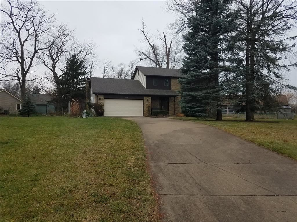 7708 White Dove Drive, Indianapolis, IN 46256 - #: 21757316