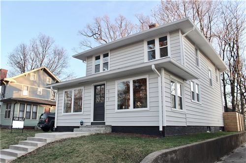 Photo of 817 East 42nd Street, Indianapolis, IN 46205 (MLS # 21685318)