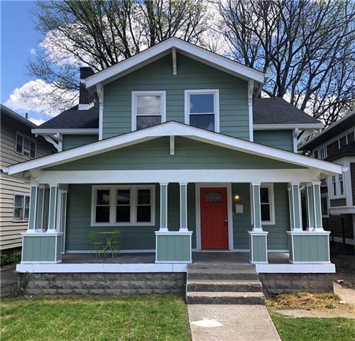 Photo of 3323 Broadway Street, Indianapolis, IN 46205 (MLS # 21777318)