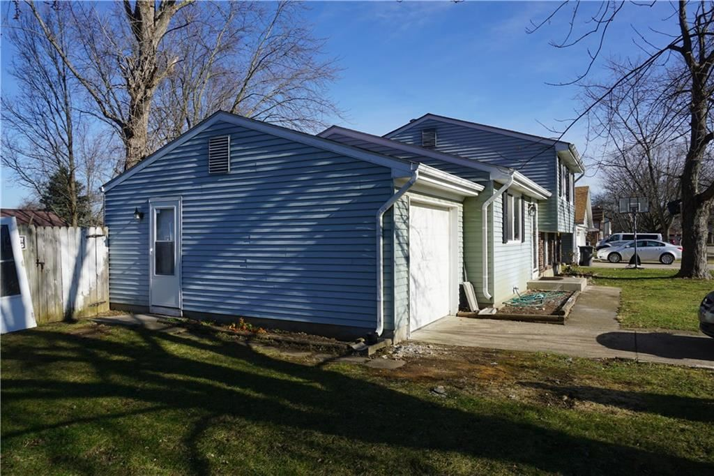 3336 COREY Drive, Indianapolis, IN 46227 - #: 21758318